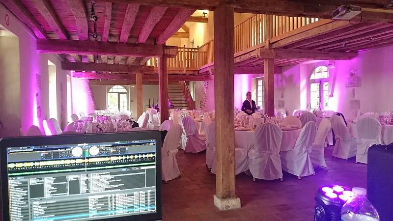 Location leds mariage -Mylo events
