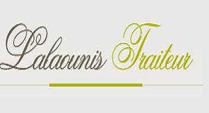 logo Lalaounis traiteur - Mylo events