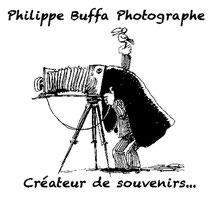 logo philippe buffa Photographe-Mylo events