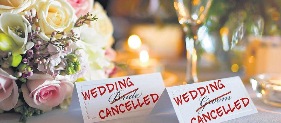 Mariage annulé- Mylo events