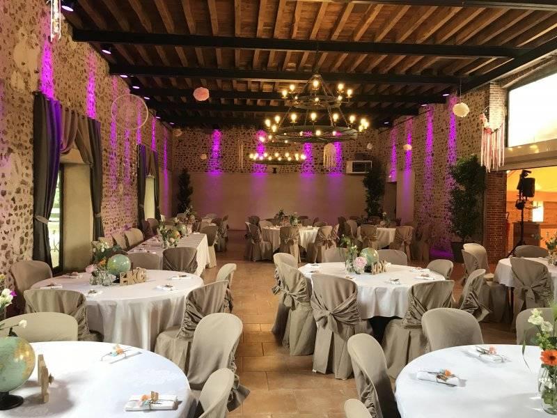 Moulin ste Agnès-salle-de-réception-Mylo events
